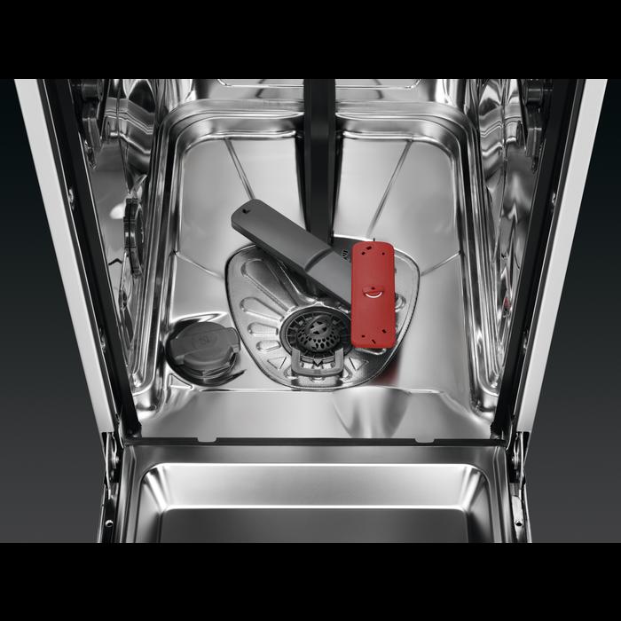 AEG - Einbau Geschirrspüler, 45cm - FSE63400P
