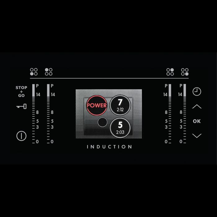 AEG - Piano cottura ad induzione - HK884406FG