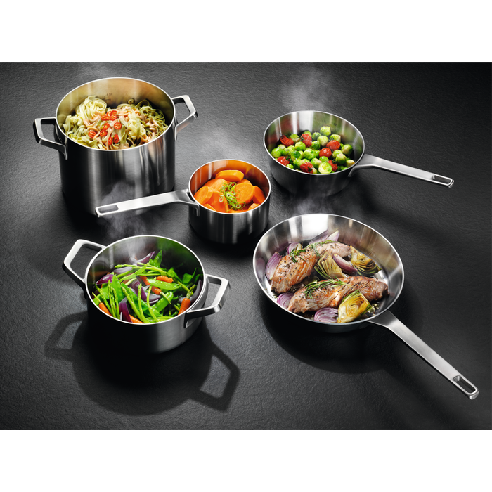 AEG - Table de cuisson à induction - HK854400FS