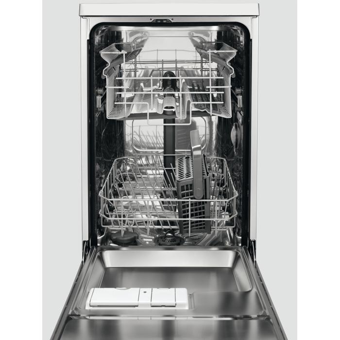 Electrolux - Voľne stojaca umývačka Slimline - ESF4513LOX