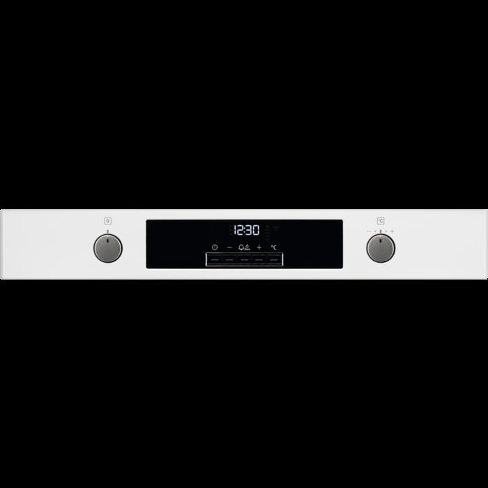 Electrolux - Elektrisk komfyr - EKI6675EIW