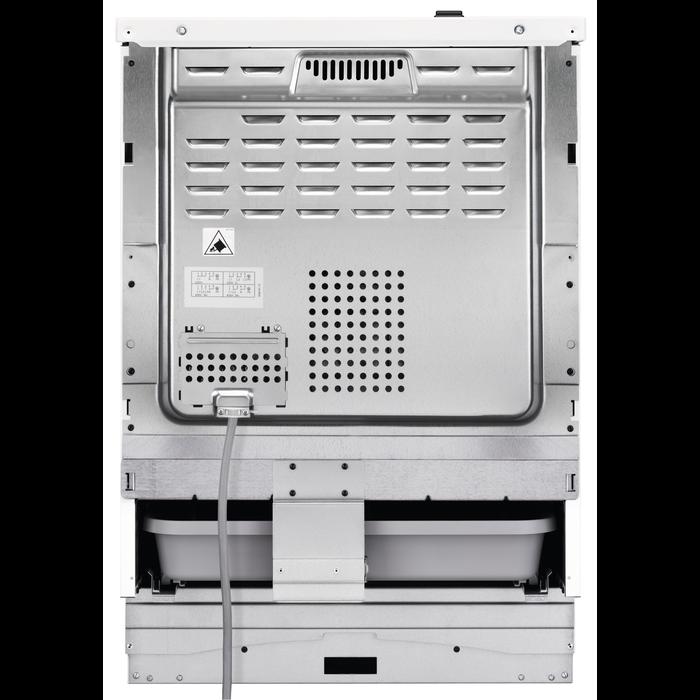 Electrolux - Elektrisk komfyr - EKI6675EIX