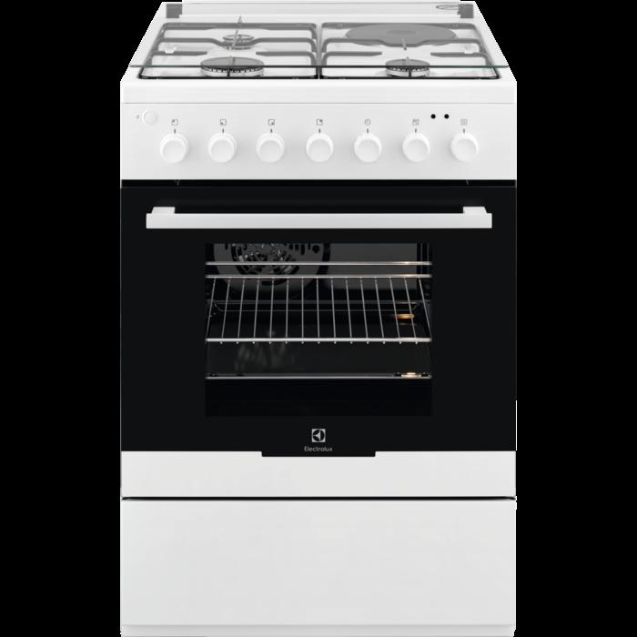 Electrolux - Cuisinière Gaz - EKM60398OW