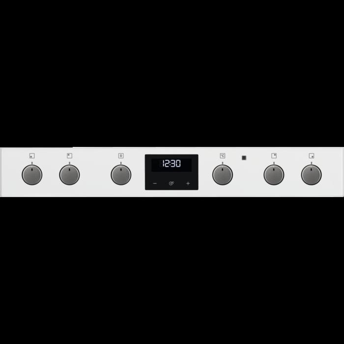 Electrolux - Elektrisk komfyr - EKC6556EIW
