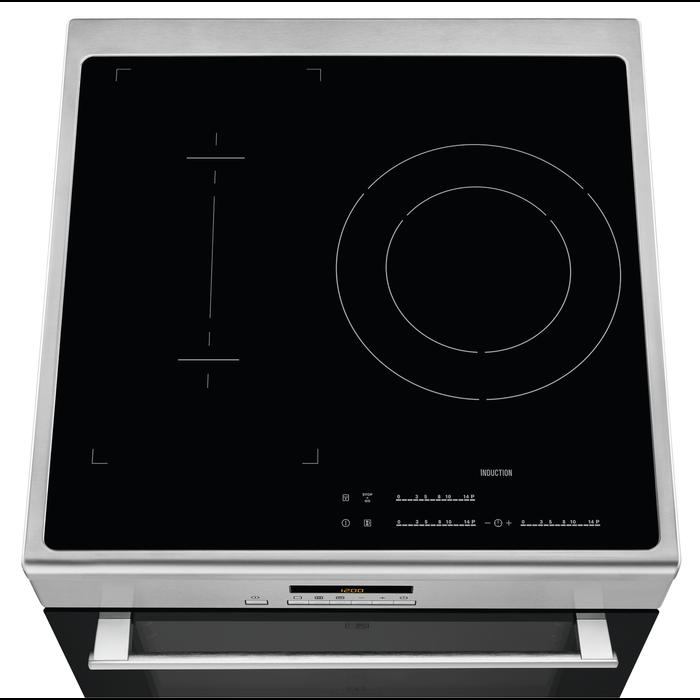 Electrolux - Cuisinière vitro-céramique - EKF6772AOX