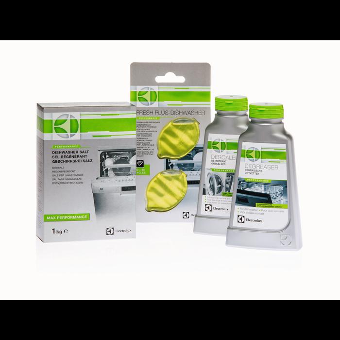 Electrolux - Valymo priemonių rinkinys indaplovėms - E6DK4106