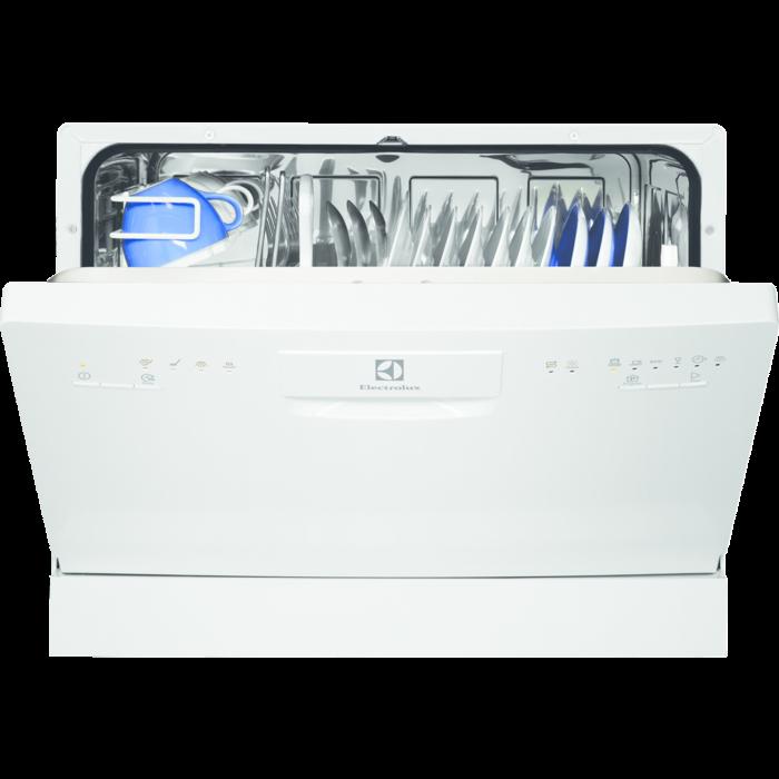 Electrolux - Frittstående kompakt oppvaskmaskin - ESF2200DW
