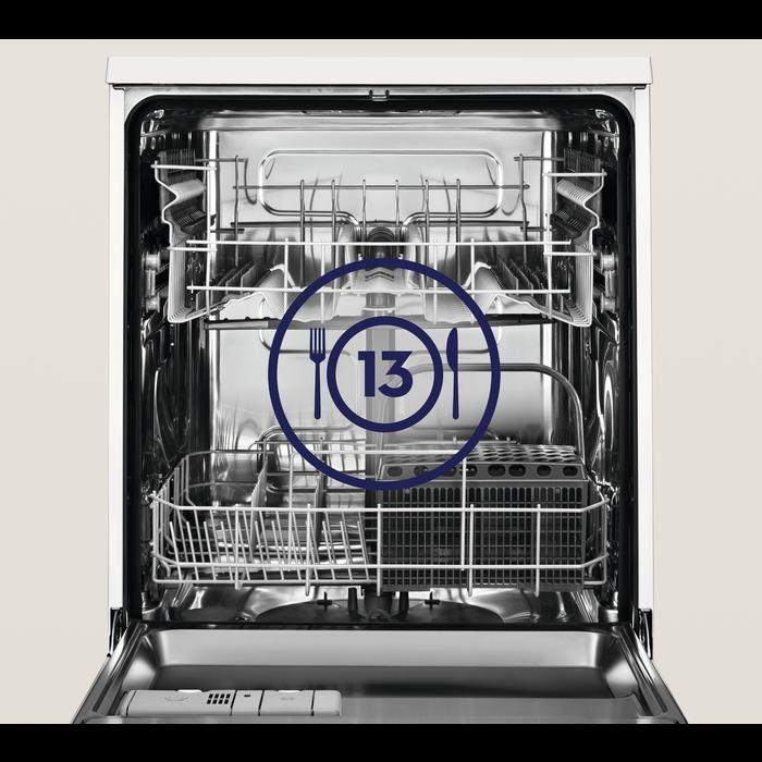 Electrolux - Frittstående oppvaskmaskin - ESF5511LOW