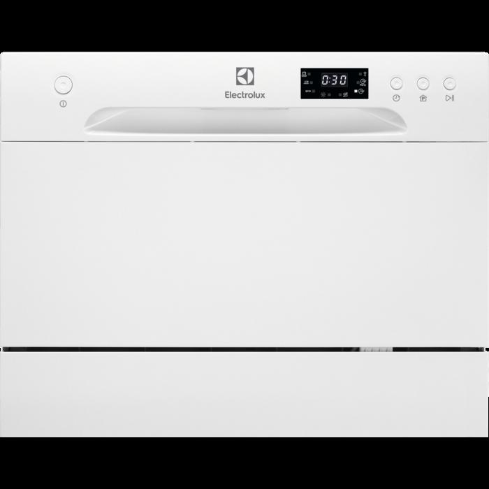 Electrolux - Frittstående kompakt oppvaskmaskin - ESF2400OW