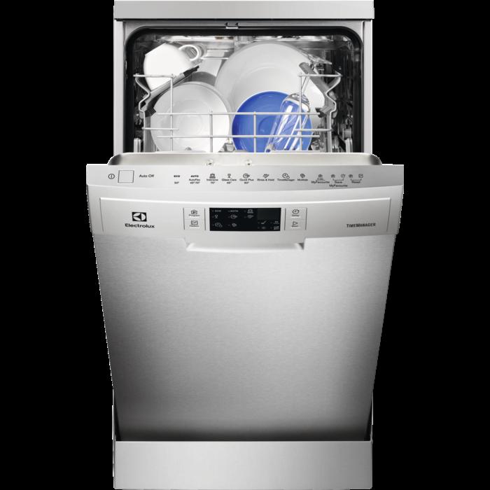 Electrolux - Szabadonálló keskeny mosogatógép - ESF4520LOX