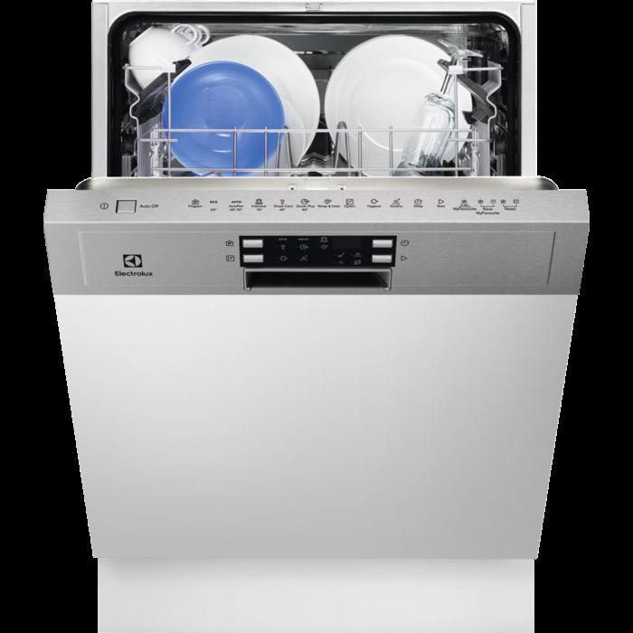 Electrolux - Lave-vaisselle encastrable - ESI5515LOX