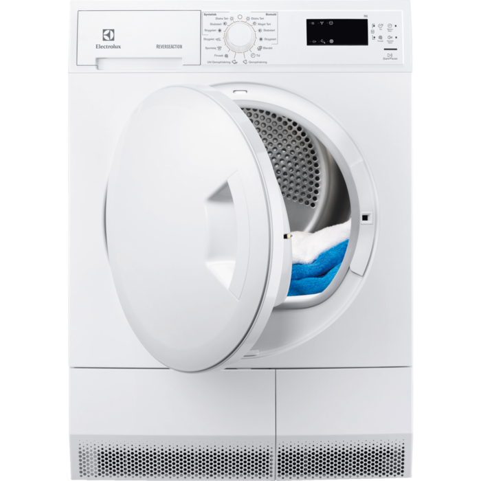 Electrolux - Kondenstorktumlare - EDP2074PDW