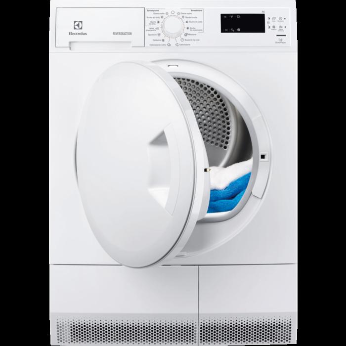Electrolux - Suszarka kondensacyjna - EDP12074PDW