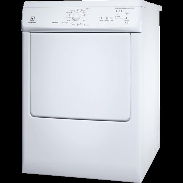 Electrolux - Ventilerad torktumlare - EDE1072PDW