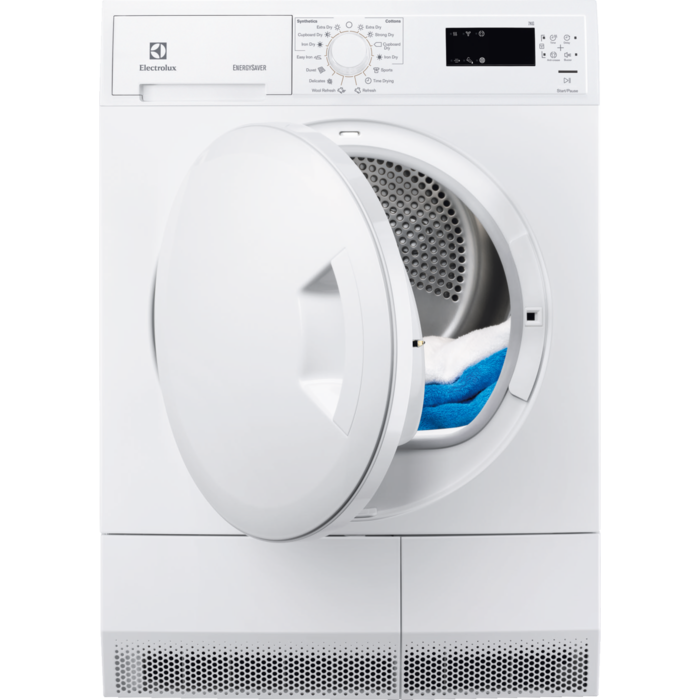Electrolux - Hőszivattyús szárítógép - EDH3674PW3