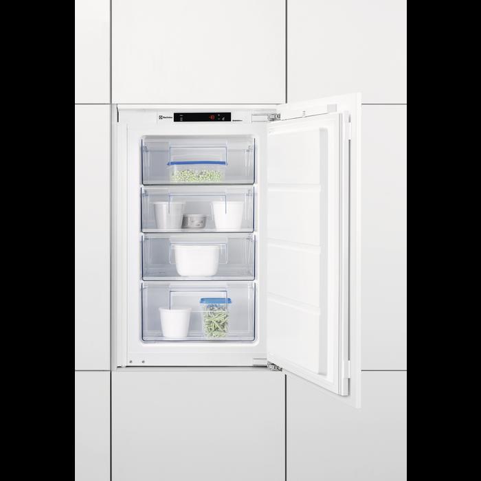 Electrolux - Inbyggt frysskåp - Inbyggnad - EUG1005AOW