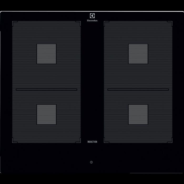 Electrolux - Piano cottura ad induzione - ad incasso - KTI6520E