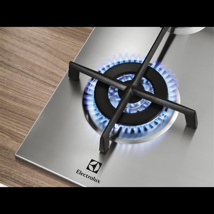 Electrolux - Płyta gazowa - EGS6648NOX