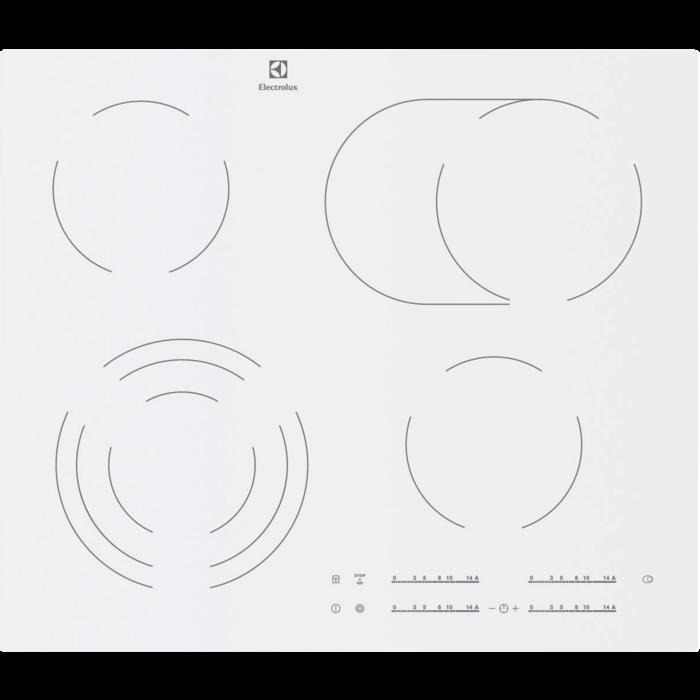 Electrolux - Электрическая варочная панель - EHF96547SW