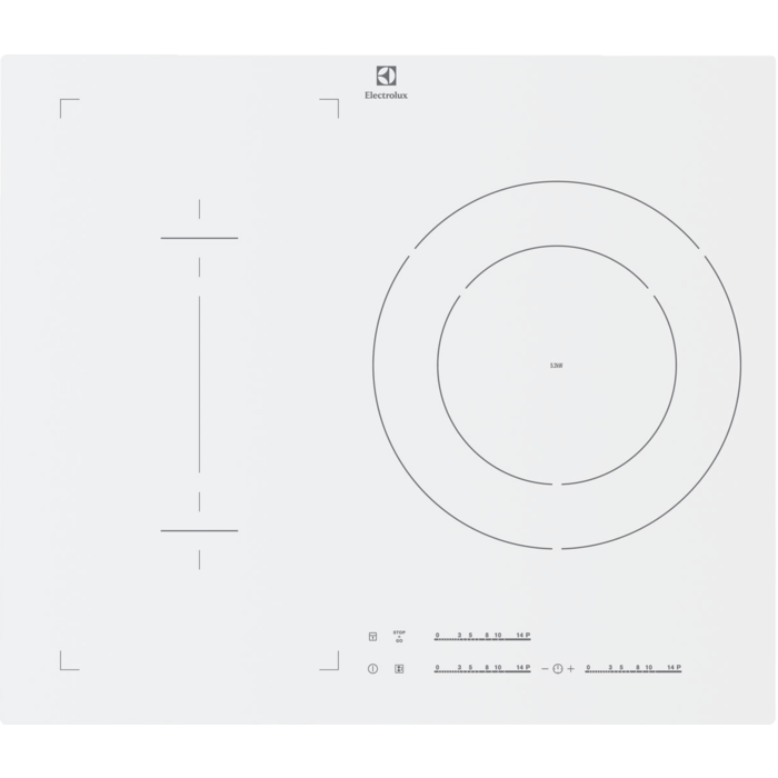 Electrolux - Table induction - EHN6532IWP