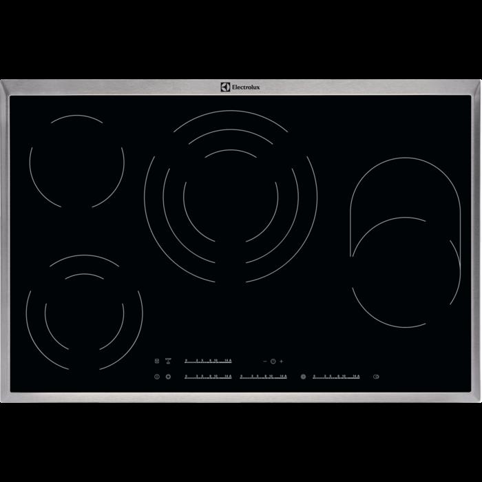 Electrolux - Piano cottura elettrico - ad incasso - KT8421XE