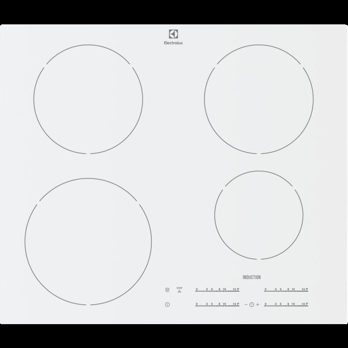 Electrolux - Piano cottura ad induzione - Built-in - EHH6540F9W