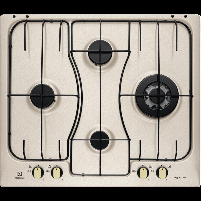 Electrolux - Piano cottura gas - ad incasso - RGG6243LON