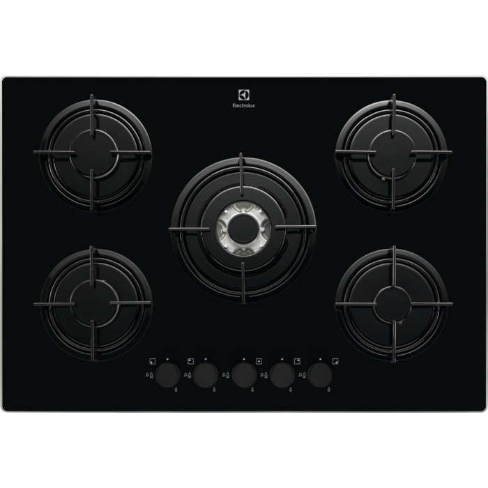 Electrolux - Piano cottura gas - Built-in - EGT7252NOK