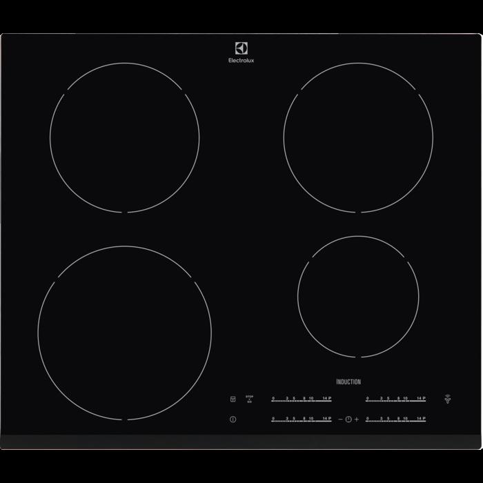 Electrolux - Piano cottura ad induzione - ad incasso - EHH6540I8K