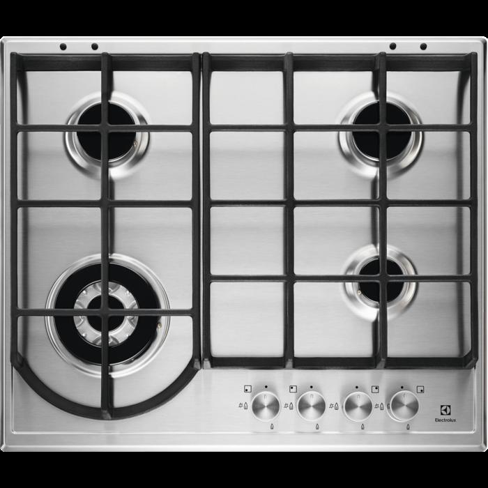 Electrolux - Piano cottura gas - ad incasso - PQ640UOX