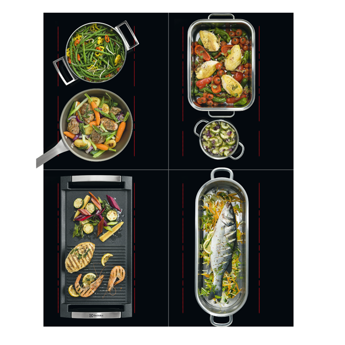 Electrolux - Table induction - EHXD875FAK