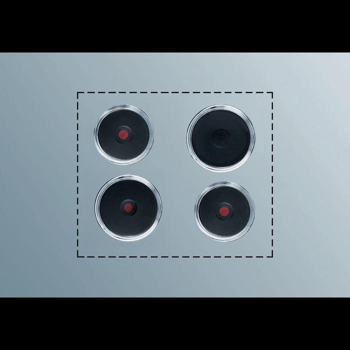 Electrolux - Elektrokochfeld - PS412