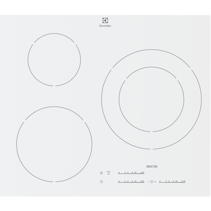 Electrolux - Table induction - E6753IOW