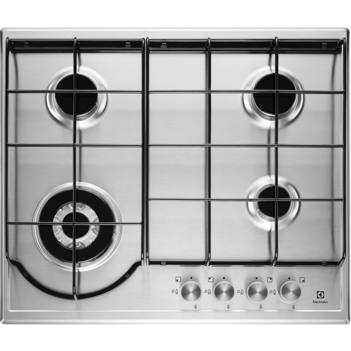Electrolux - Piano cottura gas - Built-in - PQ640X