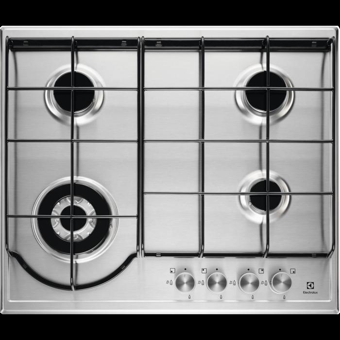 Electrolux - Piano cottura gas - ad incasso - PQ640X