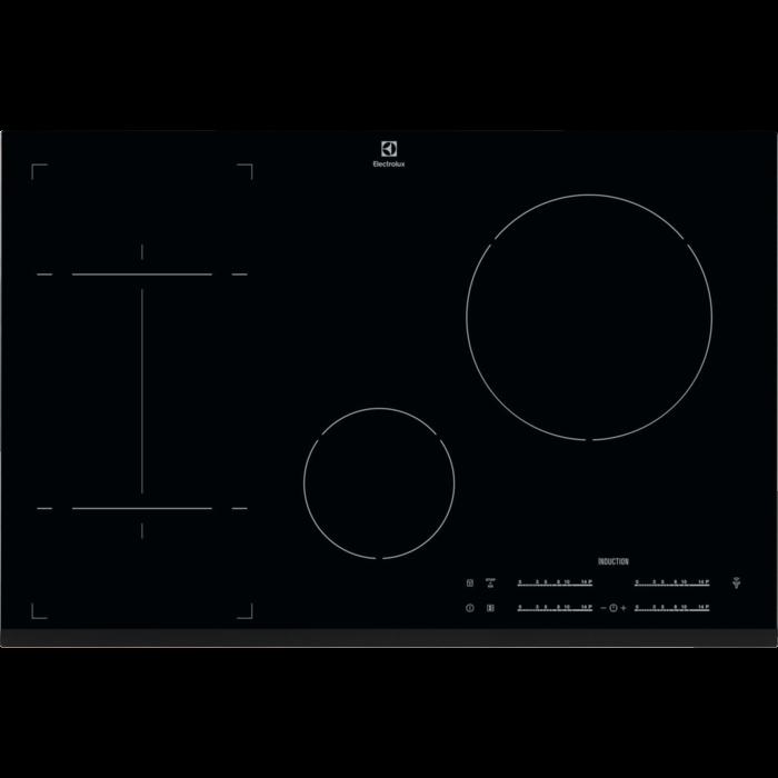 Electrolux - Piano cottura ad induzione - ad incasso - KTI8500E