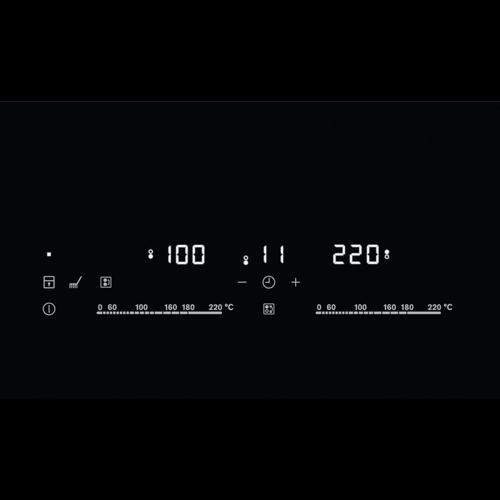 Electrolux - Piano cottura ad induzione - ad incasso - EQT4520BOZ