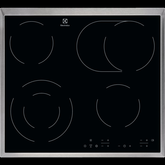 Electrolux - Električna ploča - Ugradbeni - EHF6346XOK