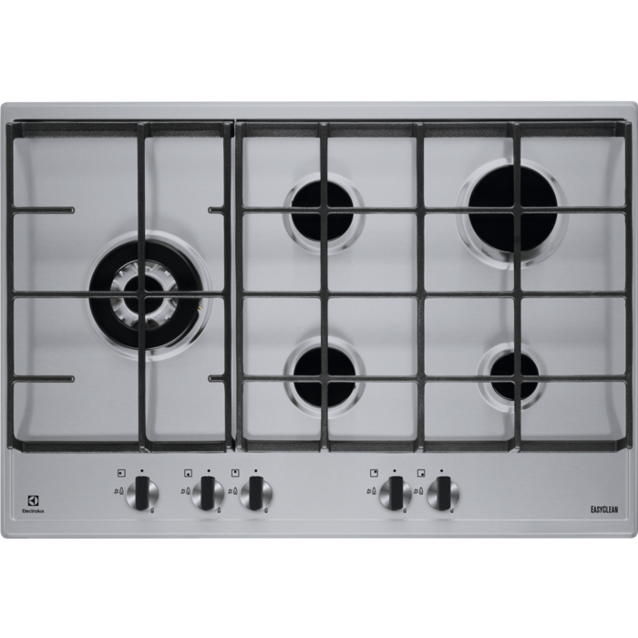 Electrolux - Piano cottura gas - Built-in - PQ755UOXC