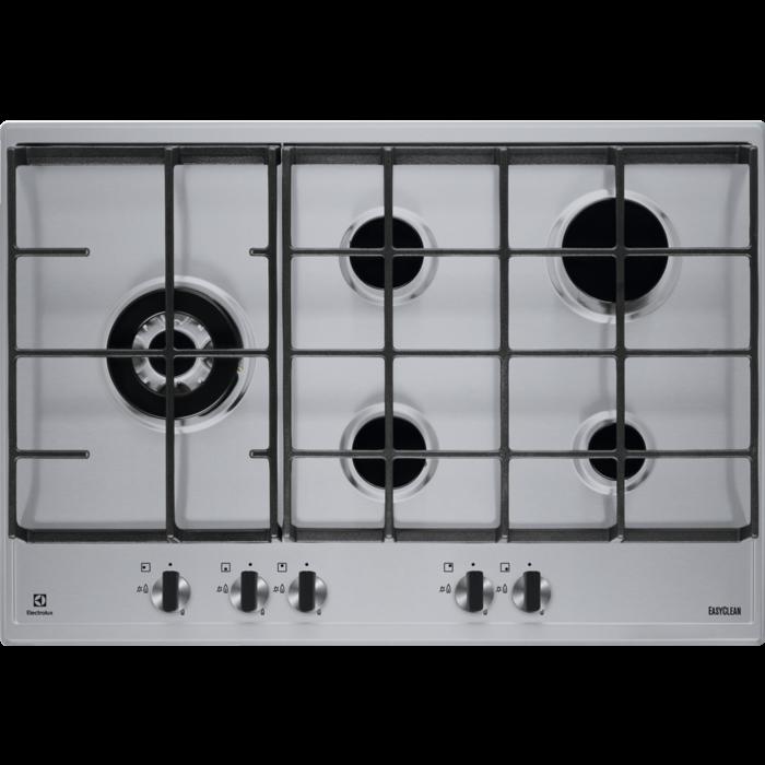 Electrolux - Piano cottura gas - ad incasso - PQ755UOXC