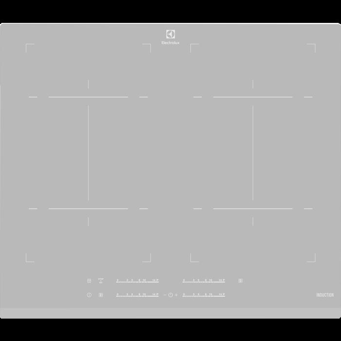 Electrolux - Індукційна варильна панель - EHL6540FOS