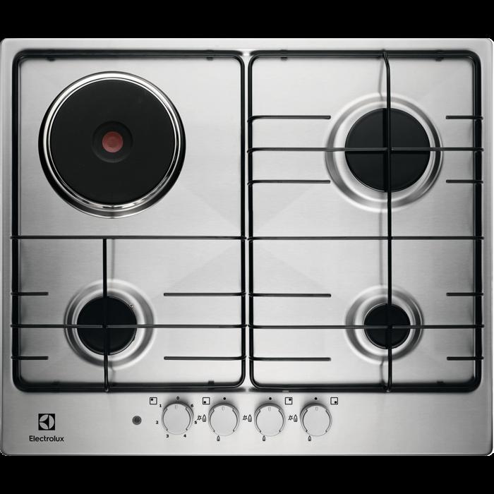 Electrolux - Kombinirana ploča - Ugradbeni - EGL6282NOX
