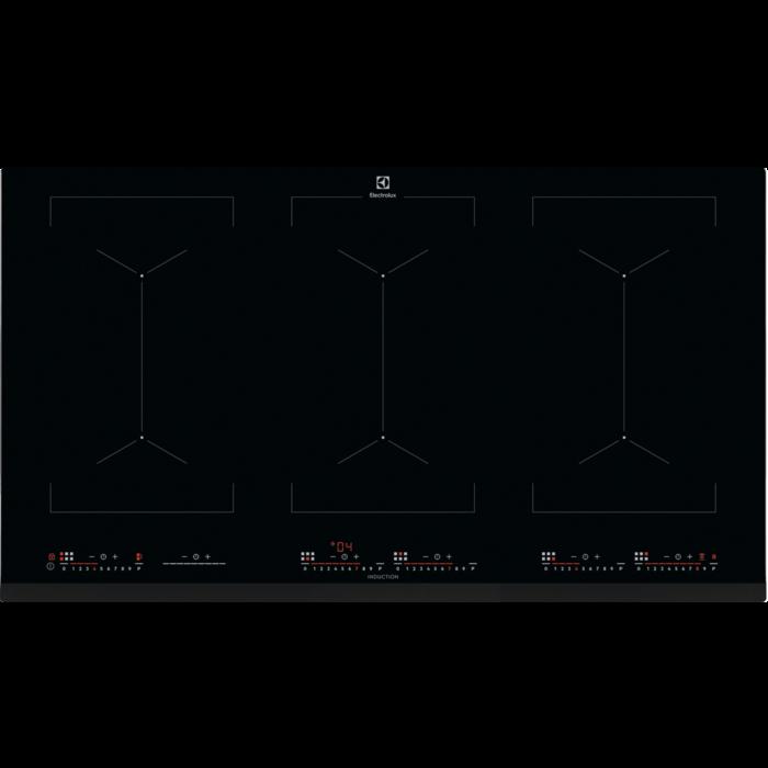 Piano Cottura Ad Induzione Multiplebridge Eiv9467 Electrolux