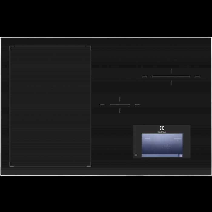 Встраиваемая индукционная варочная панель Maxisense Combi