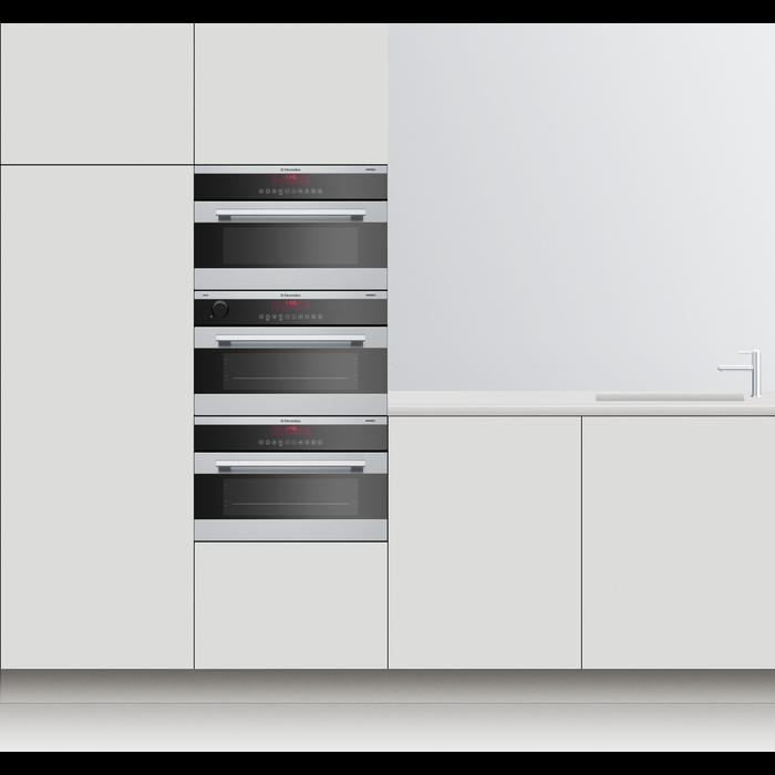 Electrolux - Compact-Backofen - EBCGL60CN