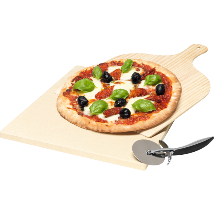 Pizza Stone Set