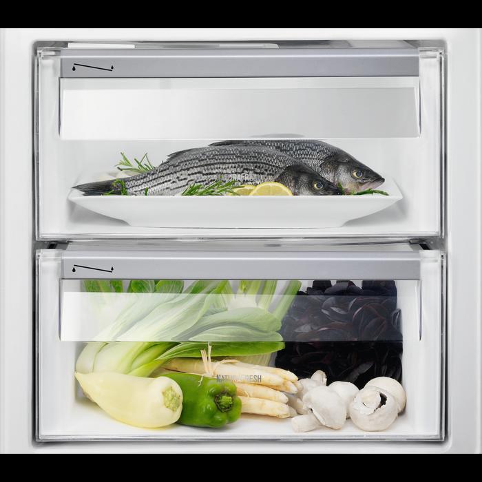 Electrolux - Inbyggt kylskåp - Inbyggnad - ERC3195AOW