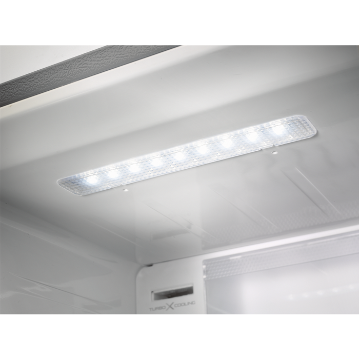 Electrolux - Side by side fridge-freezer - EAL6142BOX