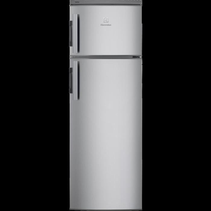 Electrolux - Laisvai pastatomas šaldytuvas su šaldikliu - Laisvai statoma - EJ2301AOX2