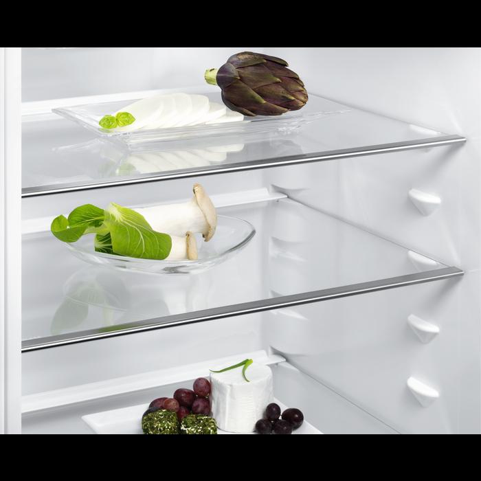Electrolux - Volně stojící kombinovaná chladnička - EN3201MOW